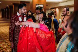 1 let the bride have her moment with her family vidai blog songs Bichara