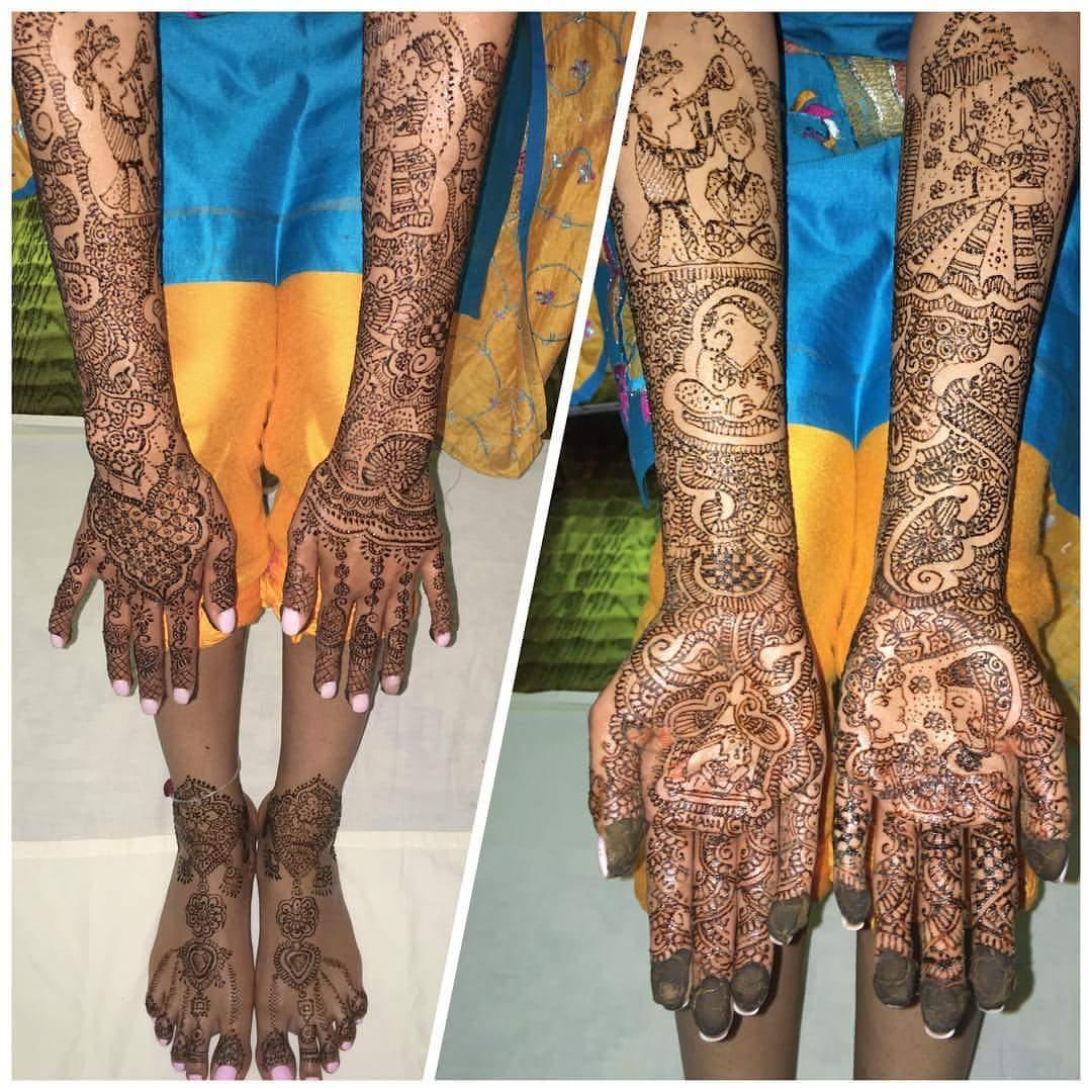 Henna by Alpa - Indian Wedding Henna Artist Dallas