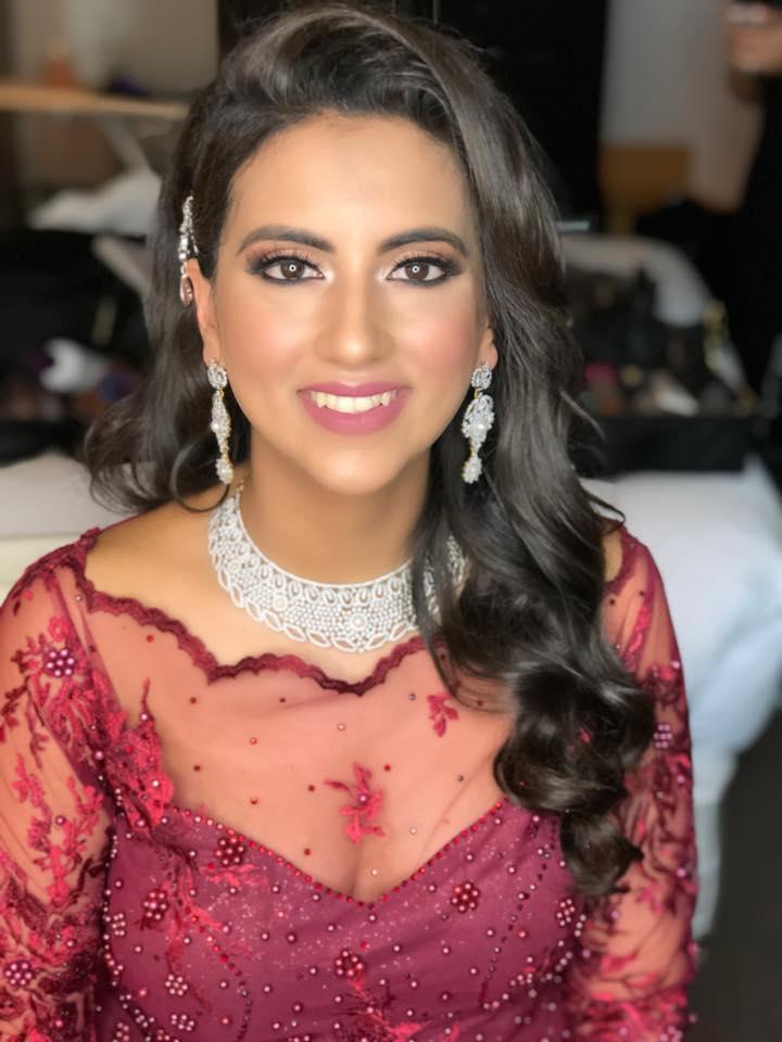 Ghalia A Makeup Indian Wedding Makeup Artist Dallas
