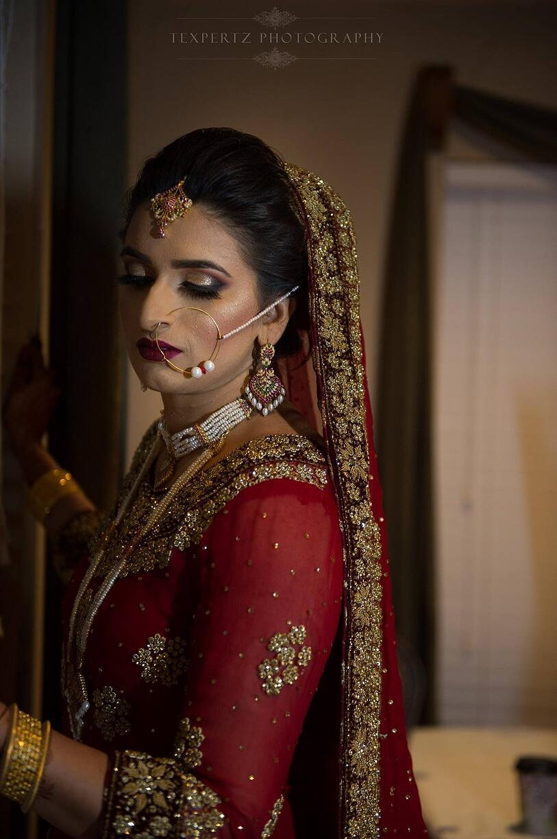 Kashish by Hina Indian Wedding Makeup Artist in Dallas