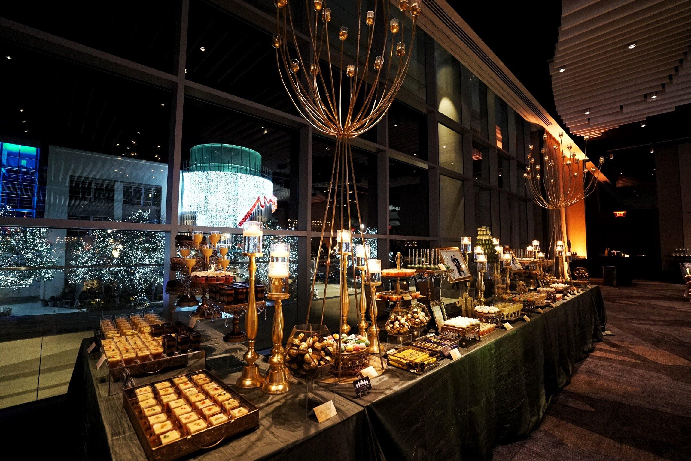 Indian Dessert Tables