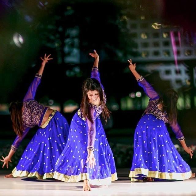 Indian Wedding Dancers