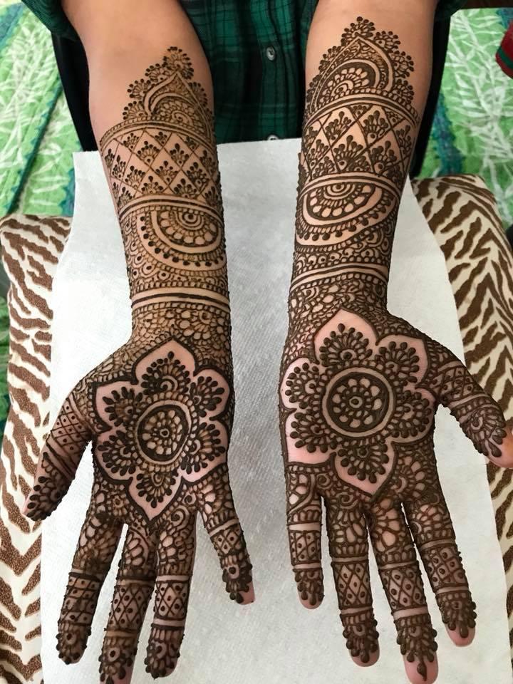 Meenas Mehndi - Indian Wedding Henna Artist Dallas