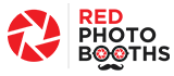 Red Photo Booth Logo