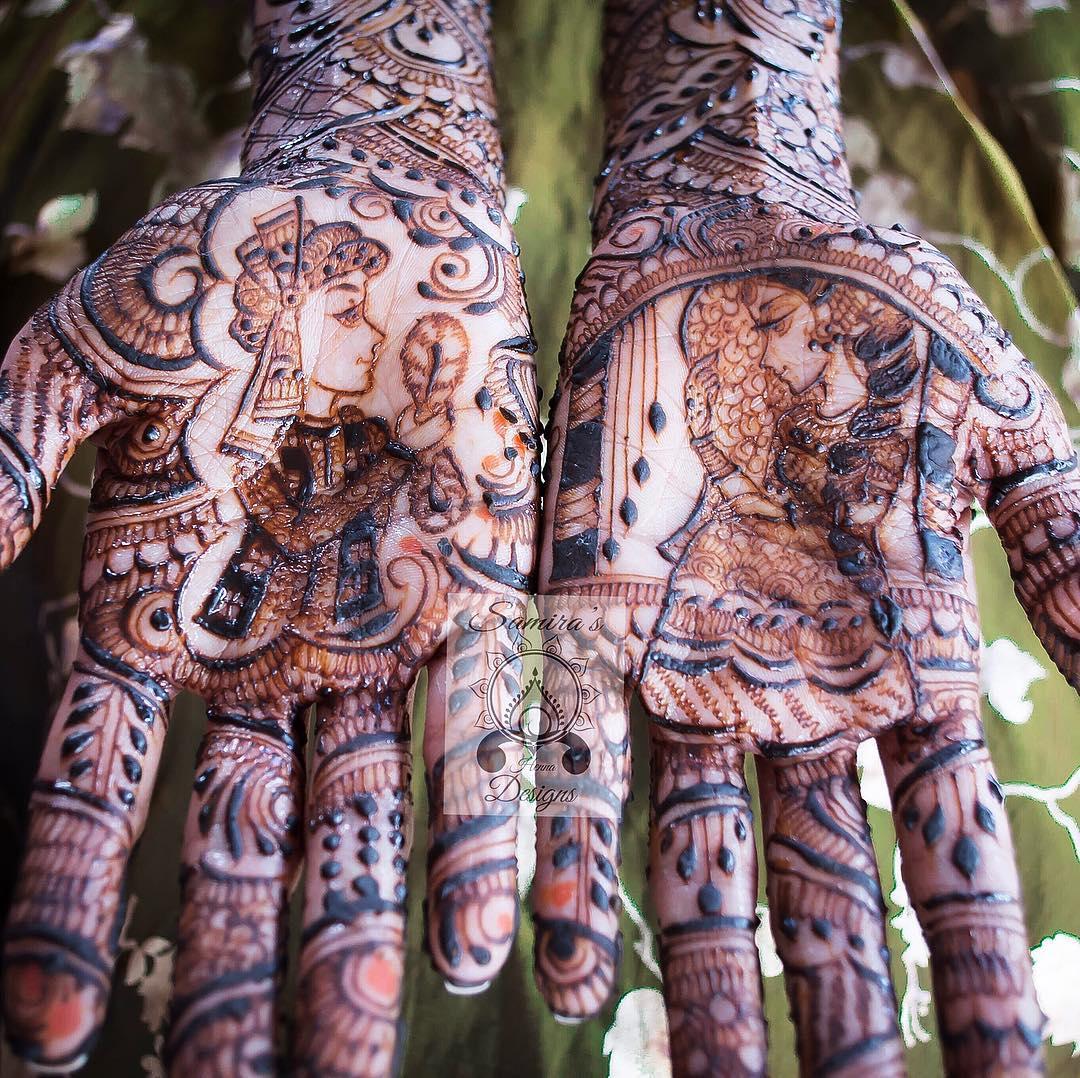 Samira Henna Designs - Indian Wedding Henna Artist Dallas