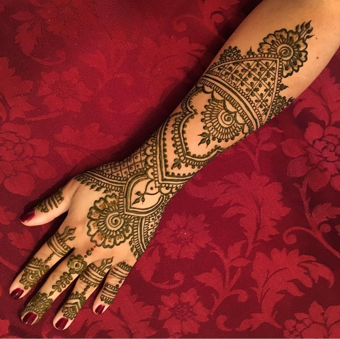 Sanober's Henna - Indian Wedding Henna Artist Dallas