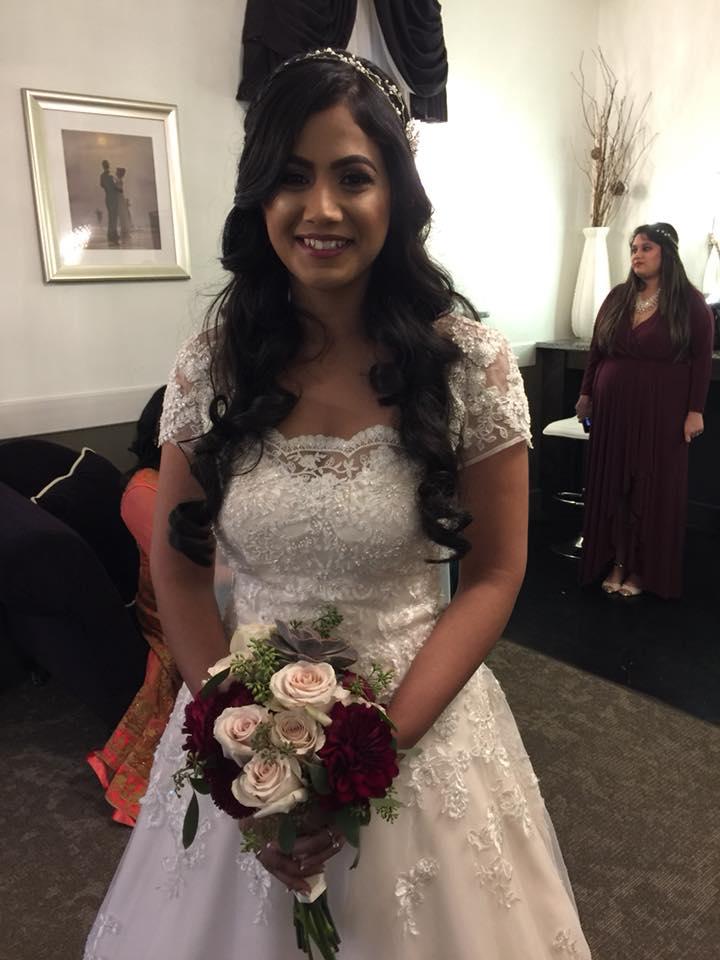 Sarah Aasif Indian Wedding Makeup Artist Dallas