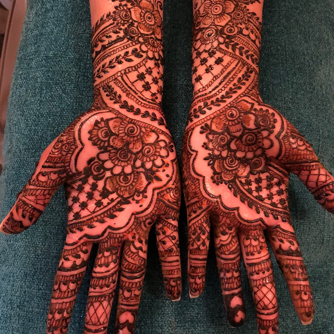 Henna by Zohra - Indian Wedding Henna Artist Dallas