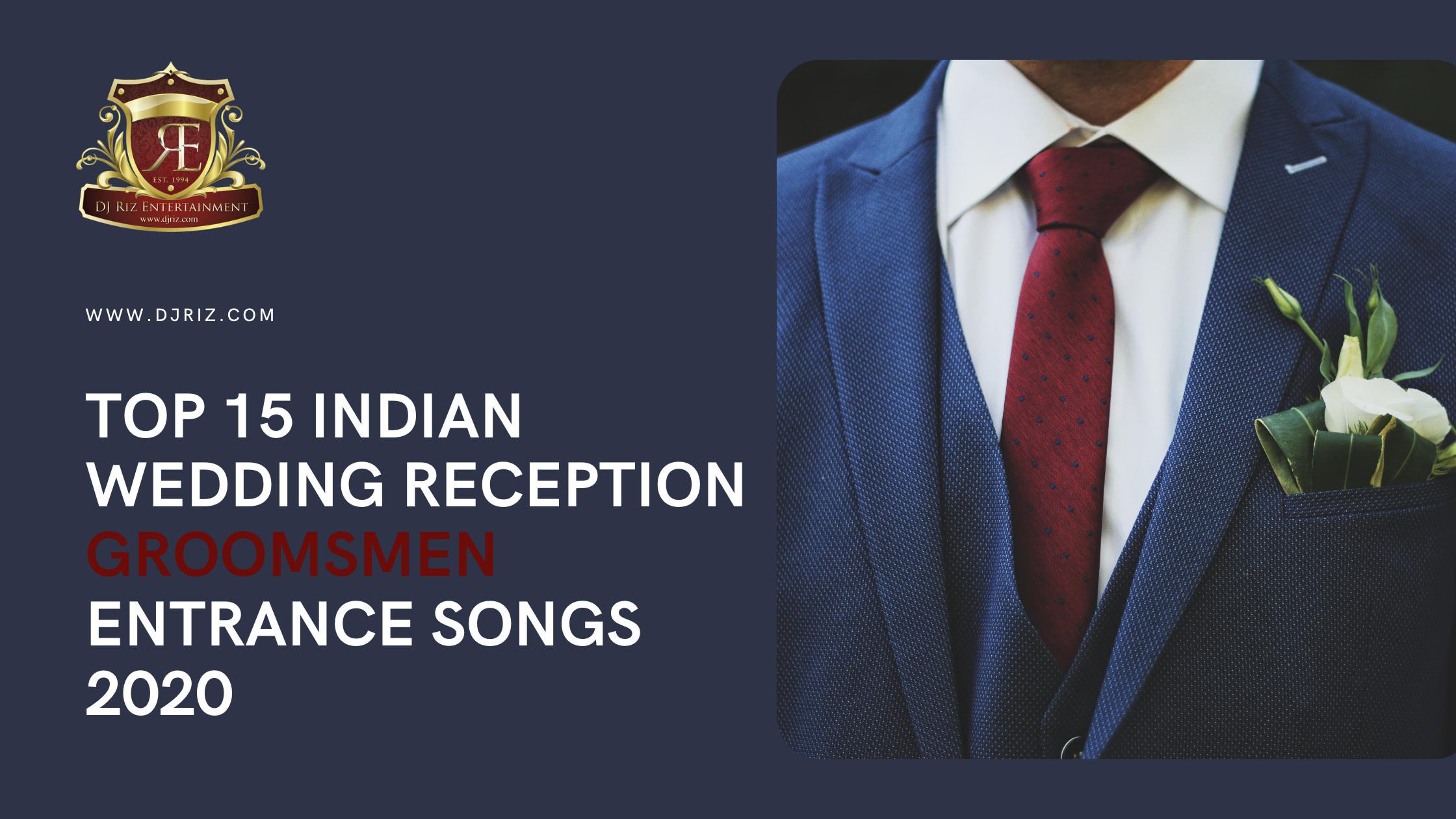 top 15 indian wedding reception groomsmen entrance songs