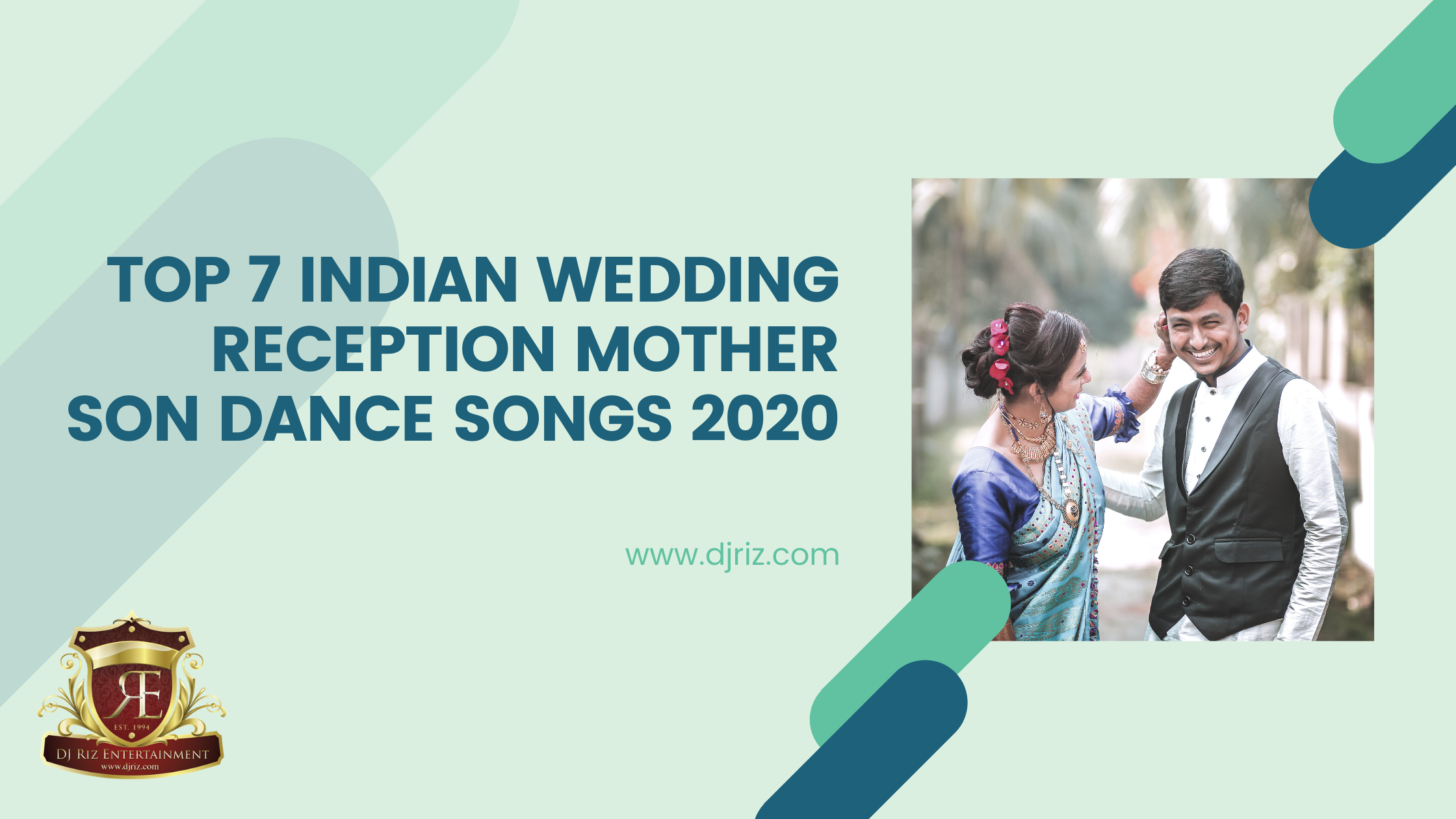 Indian Wedding Reception Mother Son Dance Songs 2020