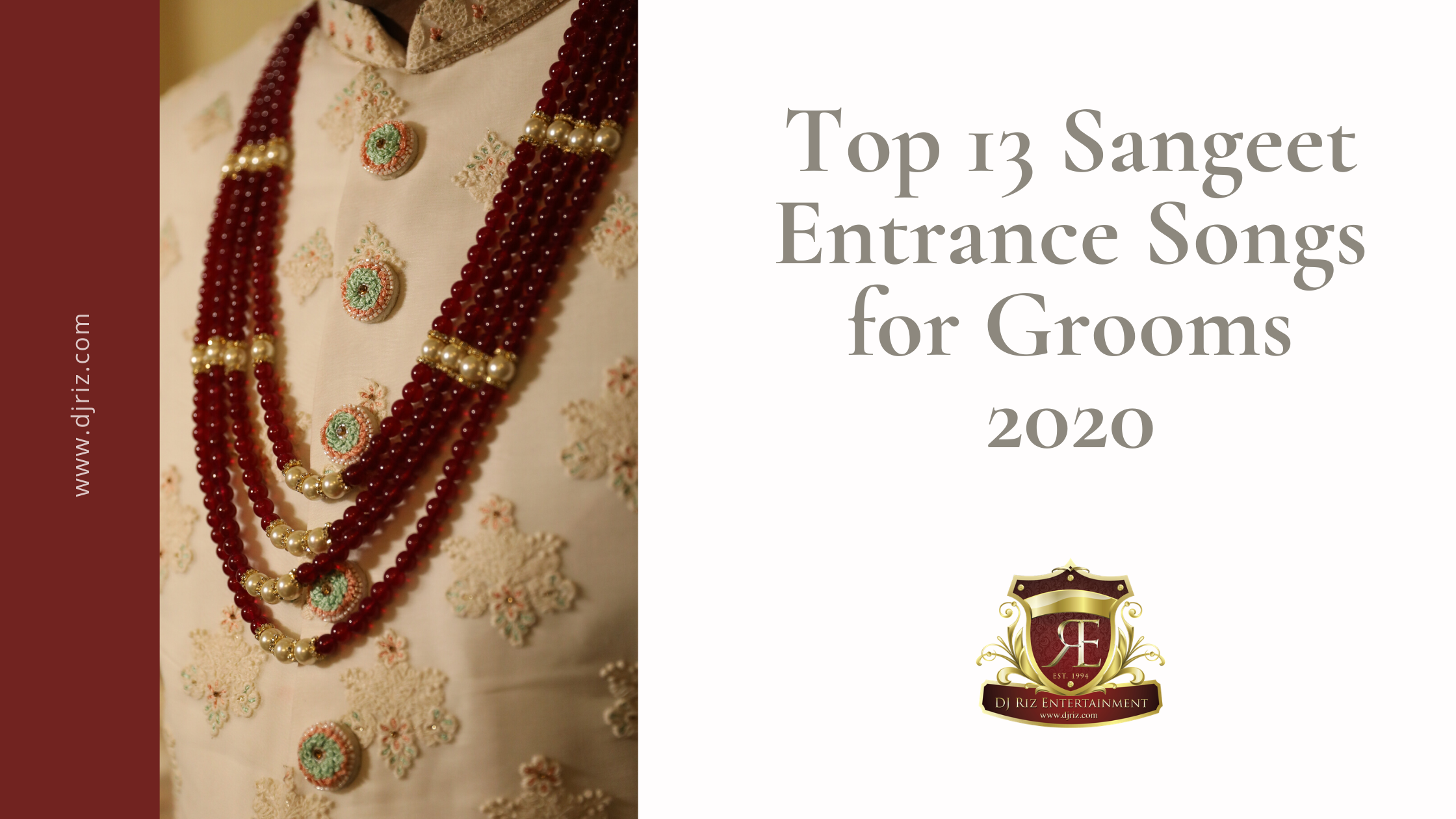 Sangeet Entrance Songs for Grooms 2020