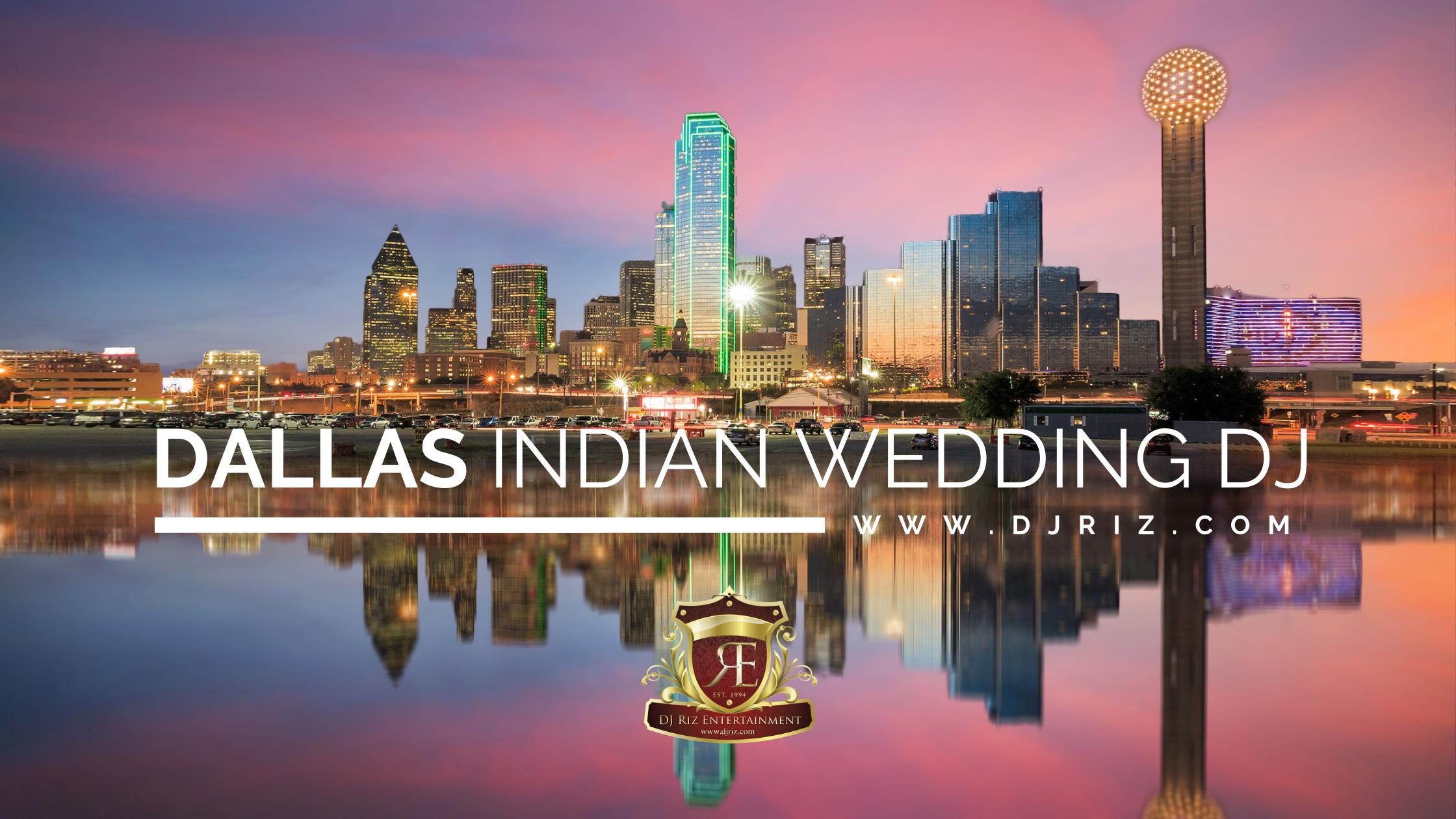 Dallas Indian Wedding DJ