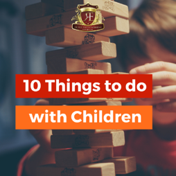 Things to do with Children