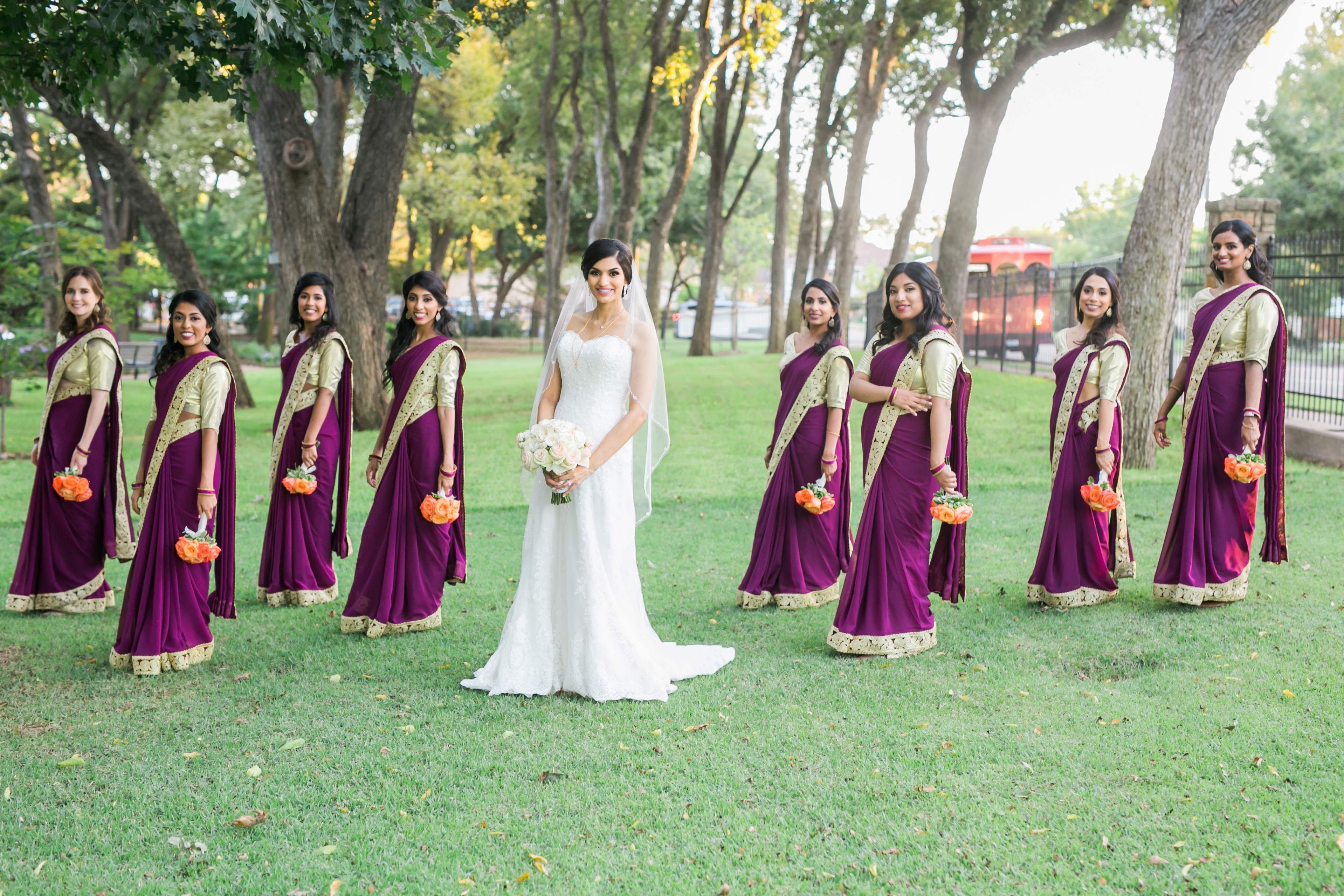 DONE Pick bridesmeaids that will put you first on your big day