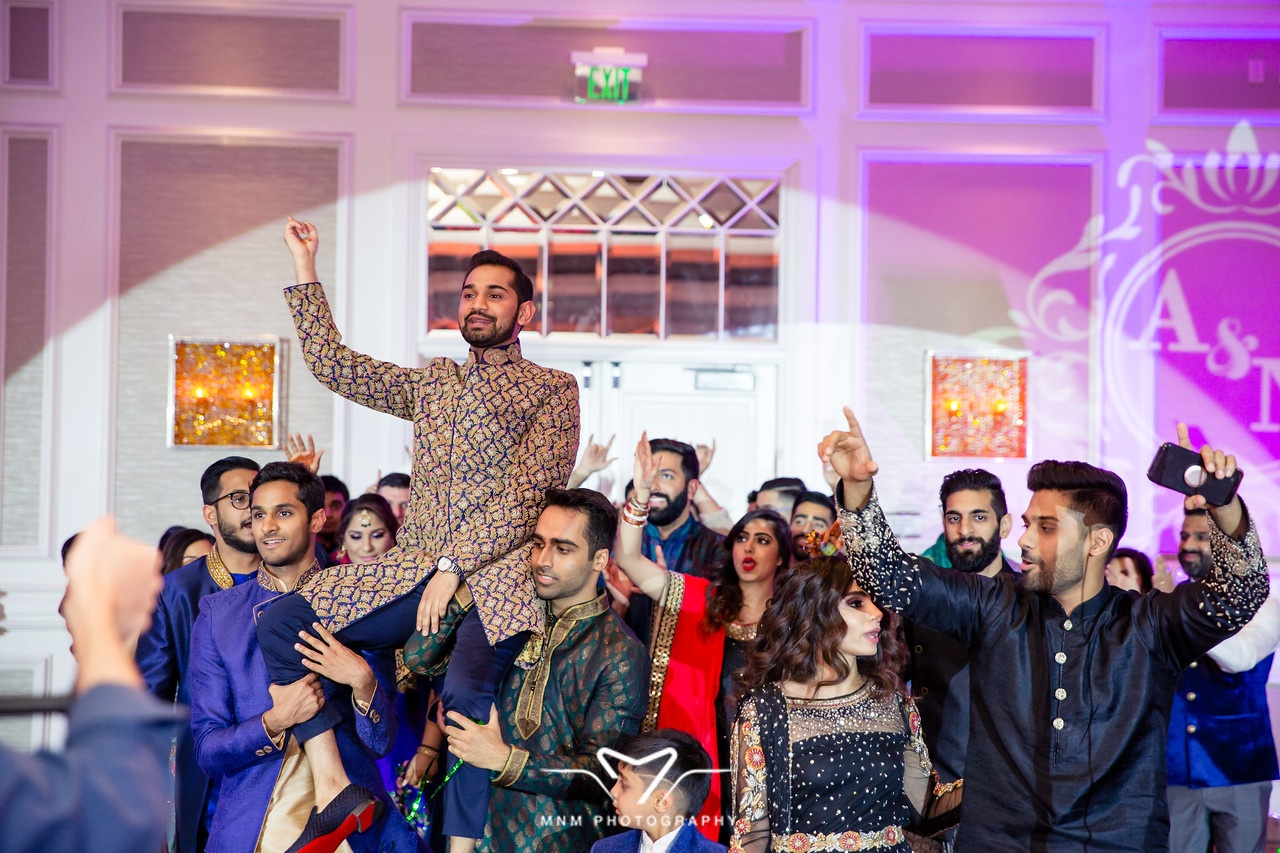 Top 10 Sangeet Entrance Songs for Grooms