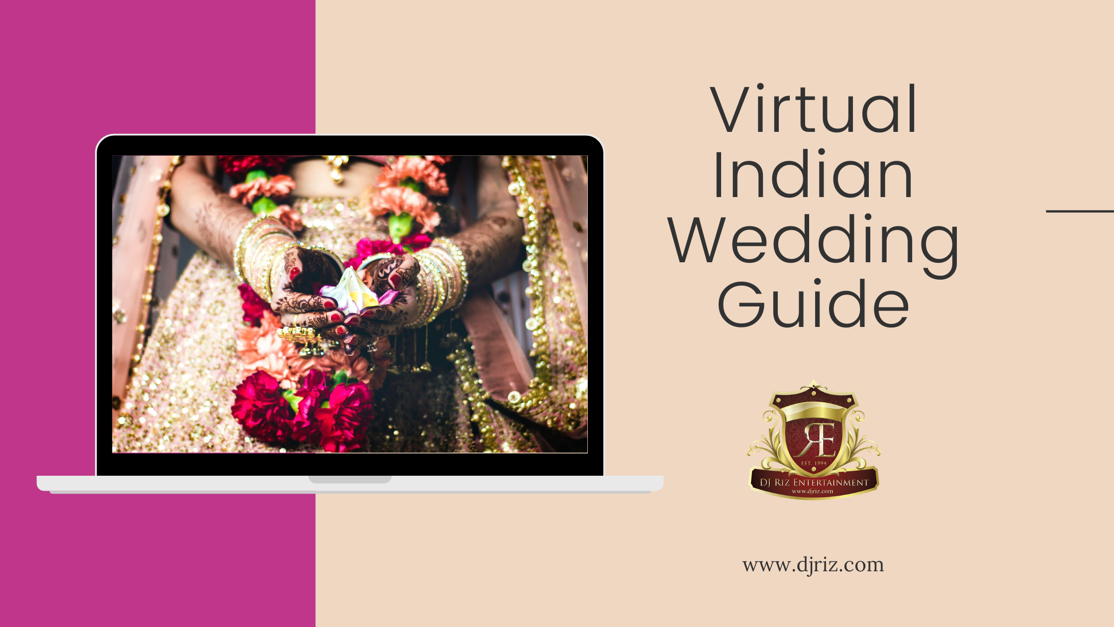 Virtual Indian Wedding Guide