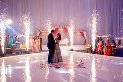 Indian Wedding First Dance Blog