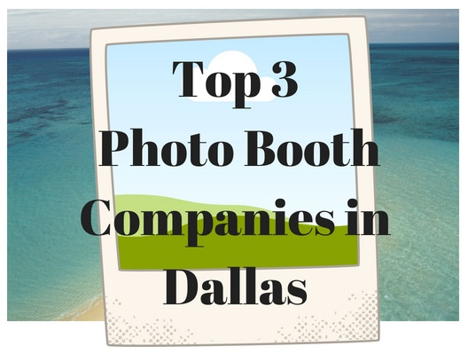 Top 3 Indian Wedding Photo Booth Companies in Dallas
